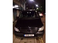 PCO MERCEDES VITO 115 CDI LONG. HPI CLEAR. UBER ACCEPTED