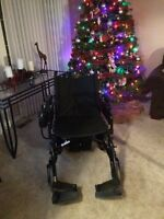 Everest and Jennings power wheelchair