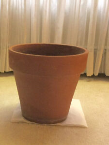 "3 - 12"" Decorative heavy duty outdoor garden pots $7.00 each Cambridge Kitchener Area image 3"