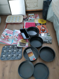 Bakeing items