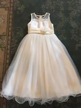 Flower girl/ First Communion Dresses Mount Kembla Wollongong Area Preview
