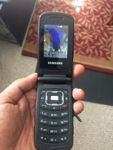 Samsung Rugby II for Sale Cheap locked to Telus