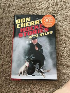 Don Cherry Hockey Stories