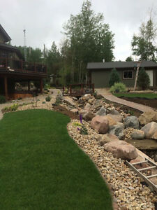 Landscaping,snow removal and more Strathcona County Edmonton Area image 2