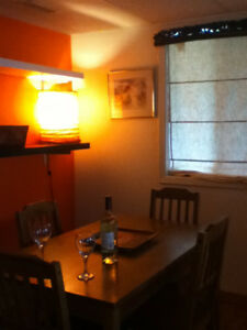 One bedroom walk-out garden apartment, Fairview