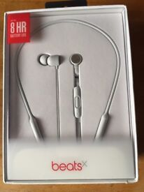 Beats X by Dr.dre brand new in box wireless headphones Bluetooth