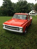 1969 Chevrolet C10 Short-box Step-side