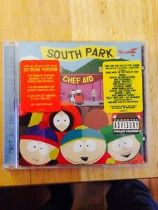 South Park album CD