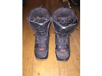 Salamon dialogue size 9 snowboard boots
