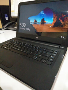 """**Great Condition** HP 14"""" Laptop AMD E1-6015/500GB HDD/4GB RAM"""