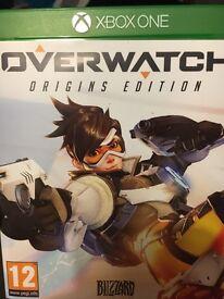 Xbox one Overwatch origins edition