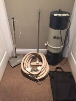 Broan Central Vacuum System