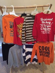 Boys Clothes 5T - Over 30 items