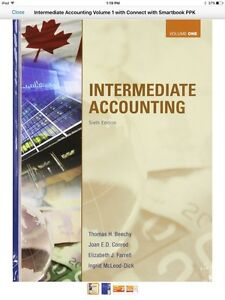 WANTED: Intermediate Accounting, Volume one. 6th Edition
