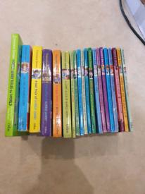 19 x Various Horrid Henry Books - USED