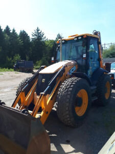 4CX14EC JCB Backhoe