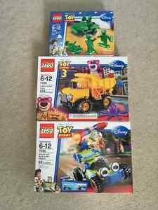 Lego Toy Story sets BNIB