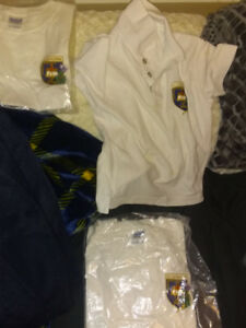 Uniform clothes St.cathrine of sienna immaculate conception gr.1