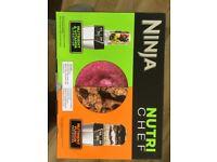 Brand New Ninja Nutri Chef