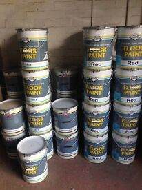Paint Master Floor, Masonry and Roof/Tile Paint (20L Drums)