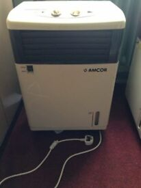 **AMCOR AC 706AM**3 IN 1 - AIR COOLER / HEATER / HUMIDIFIER**COLLECTION**NO OFFERS**