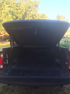 Dodge Ram 1500 Black Hard Top Tunnel Cover 2010+ OBO