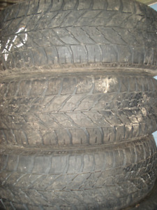 205/60/16	Goodyear Ultra Grip Winter  only 3 Tires