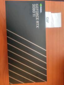 Nvidia GeForce 3080 Ti Graphics Card