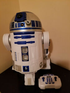 Star Wars R2-D2 Interactive Robotic Droid, Thinkway Toys
