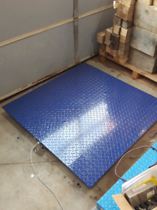 Floor Scale / Pallet Scale
