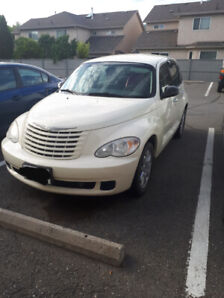 2008 PT CRUISER LX.  120,000 km. SELLING AS IS $1500