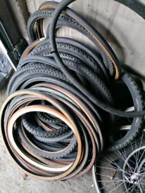 Tyres joblot