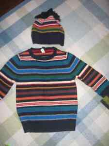 Gap Sweater, with matching hat... St. John's Newfoundland image 1