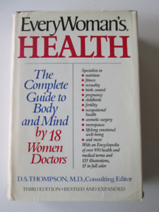 Every Woman's Health Hardcover Book