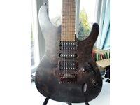 Ibanez S771PB TGF S-Series guitar