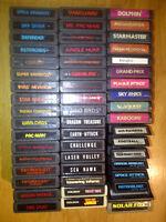 Lot de Jeux Atari