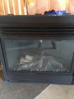 Gas Fireplace (insert) for sale $450