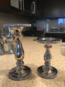 Candle stick pair