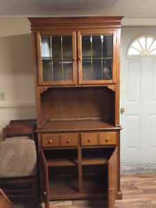 Beautiful Hutch and Buffet