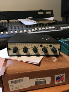 FMR audio RNC stereo compressor