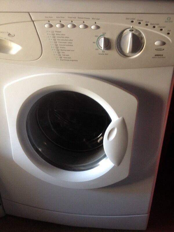 Hotpoint Aquarius Washing Machine Manual In Linlithgow West