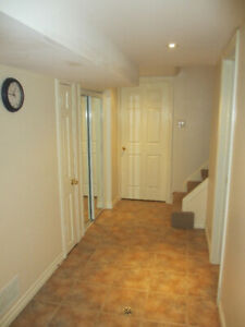 Furnished Basement Apartment For Rent Utilities,TV, WIFI Incl.