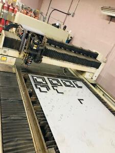 Mitsubishi - CNC Laser Cutting Machine