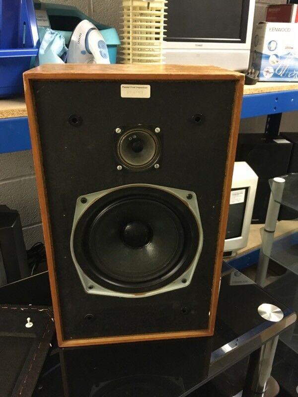 Vintage Mordant Short speakers