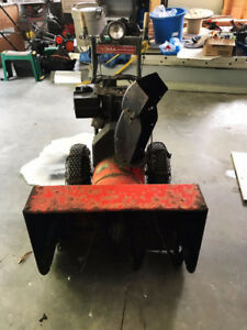 Noma Snowblower 10hp works great
