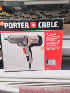 Electric impact wrench ( new in box)