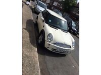 Mini one 1.6 2005 Excellent drive Low 83k Mileage bargain! Not golf BMW ford polo
