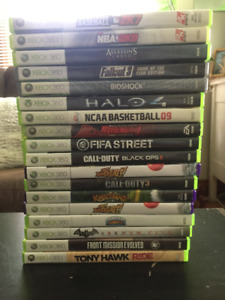 Xbox 360 and Xbox One Games, Controllers and More