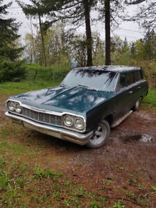 1964 Chevrolet Bel Air Wgon