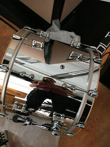 Pearl Reference Pure Bass Drum - 20x16 Mirror Chrome